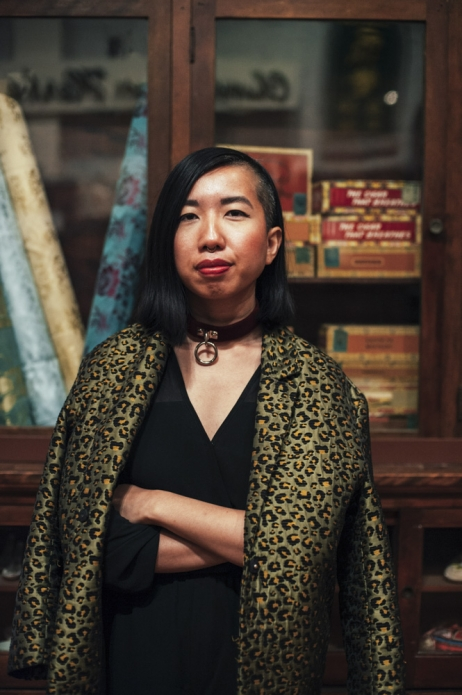 Muriel Leung, photo by Daniel Nguyen
